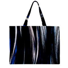 Abstraction Zipper Mini Tote Bag by Valentinaart