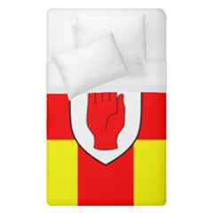 Flag Of The Province Of Ulster  Duvet Cover (single Size) by abbeyz71
