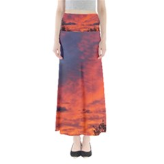 Arizona Sky Maxi Skirts by JellyMooseBear