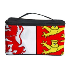 County Carlow Coat Of Arms Cosmetic Storage Case by abbeyz71