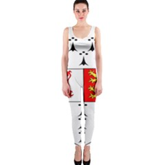 County Carlow Coat Of Arms Onepiece Catsuit by abbeyz71