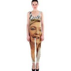 Marine Le Pen Onepiece Catsuit by Valentinaart