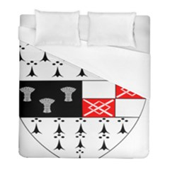 County Kilkenny Coat Of Arms Duvet Cover (full/ Double Size) by abbeyz71