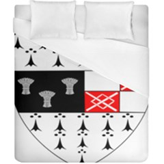 County Kilkenny Coat Of Arms Duvet Cover (california King Size) by abbeyz71