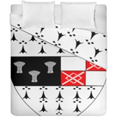County Kilkenny Coat Of Arms Duvet Cover Double Side (california King Size) by abbeyz71