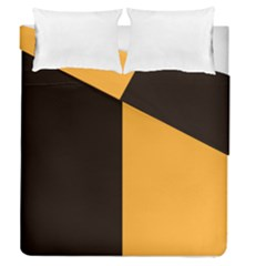Flag Of County Kilkenny Duvet Cover Double Side (queen Size) by abbeyz71