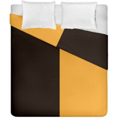 Flag Of County Kilkenny Duvet Cover Double Side (california King Size) by abbeyz71