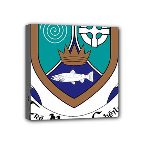 County Meath Coat Of Arms Mini Canvas 4  X 4  by abbeyz71