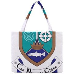 County Meath Coat Of Arms Mini Tote Bag by abbeyz71