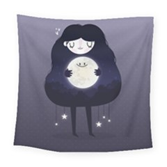 Moon Square Tapestry (large)