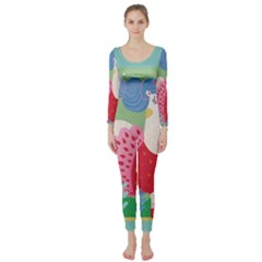 Unicorn Long Sleeve Catsuit