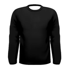 Black Gothic Men s Long Sleeve Tee by Costasonlineshop