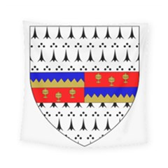 County Tipperary Coat Of Arms  Square Tapestry (small) by abbeyz71