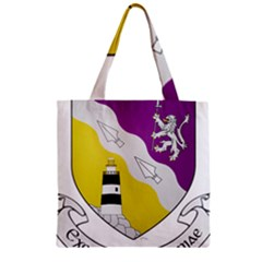 County Wexford Coat Of Arms  Zipper Grocery Tote Bag by abbeyz71