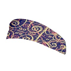 Tribal Ornate Pattern Stretchable Headband by dflcprintsclothing