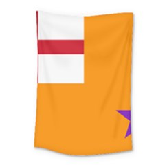 Flag Of The Orange Order Small Tapestry