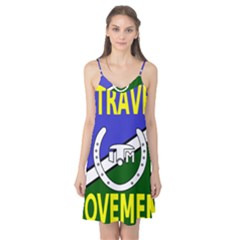 Flag Of The Irish Traveller Movement Camis Nightgown by abbeyz71