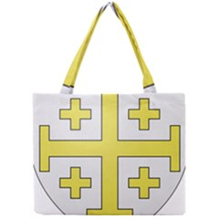The Arms Of The Kingdom Of Jerusalem Mini Tote Bag by abbeyz71