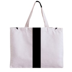Anchored Cross Medium Zipper Tote Bag by abbeyz71