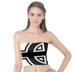 Celtic Cross Tube Top by abbeyz71