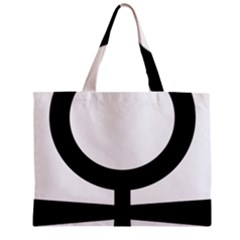 Coptic Ankh  Mini Tote Bag by abbeyz71