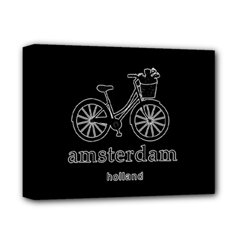 Amsterdam Deluxe Canvas 14  X 11