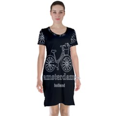 Amsterdam Short Sleeve Nightdress