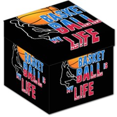 Basketball is my life Storage Stool 12