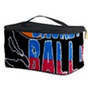 Basketball is my life Cosmetic Storage Case View3