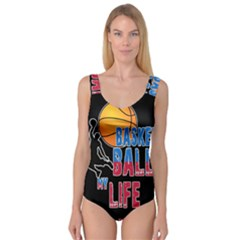 Basketball is my life Princess Tank Leotard