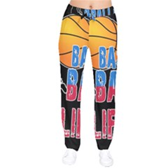 Basketball is my life Drawstring Pants