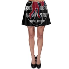Basketball Never Stops Skater Skirt
