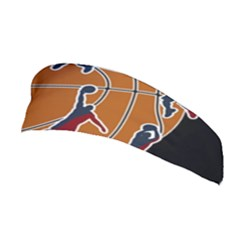 Basketball Never Stops Stretchable Headband
