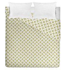 Artistic Pattern Duvet Cover Double Side (queen Size) by Valentinaart