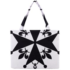 Huguenot Cross Mini Tote Bag by abbeyz71