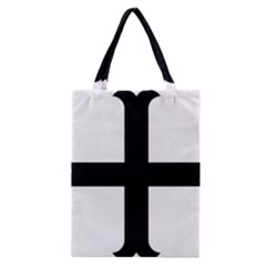Cross Moline Classic Tote Bag by abbeyz71