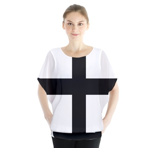 Cross Moline Blouse by abbeyz71