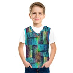 Abstract Square Wall Kids  Sportswear by Costasonlineshop