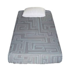 Pattern Fitted Sheet (single Size)