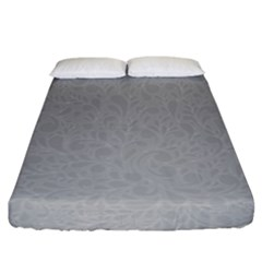 Pattern Fitted Sheet (king Size)