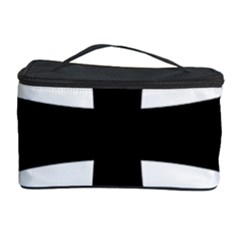 Cross Patty Cosmetic Storage Case by abbeyz71