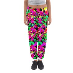 Colorful Leaves Women s Jogger Sweatpants by Costasonlineshop