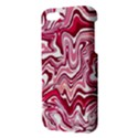 Pink Marble Pattern Apple iPhone 5 Premium Hardshell Case View3