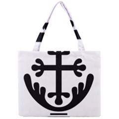 Anuradhapura Cross Mini Tote Bag by abbeyz71