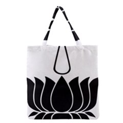 Ayyavazhi Symbol  Grocery Tote Bag by abbeyz71