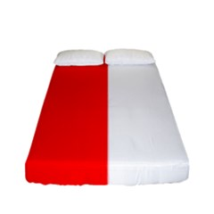International Flag Of Buddhism Fitted Sheet (full/ Double Size) by abbeyz71