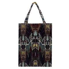 Urban Industrial Rust Grunge Classic Tote Bag