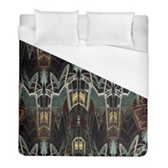 Urban Industrial Rust Grunge Duvet Cover (Full/ Double Size)