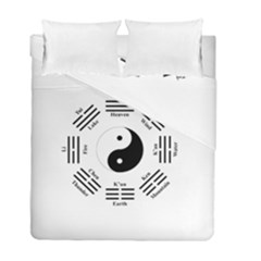 I Ching  Duvet Cover Double Side (full/ Double Size) by Valentinaart