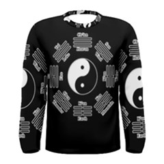 I Ching  Men s Long Sleeve Tee